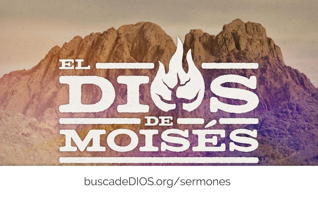El Dios de Moisés: Cuando uno mismo es el centro
