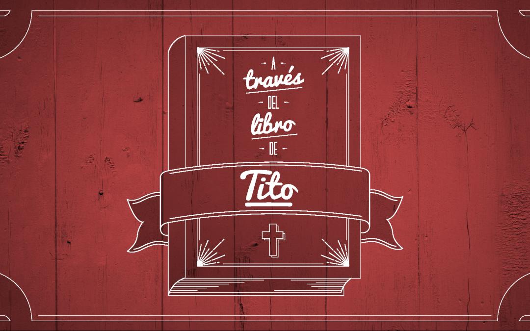 El libro de Tito: Cómo hablar de política y religión