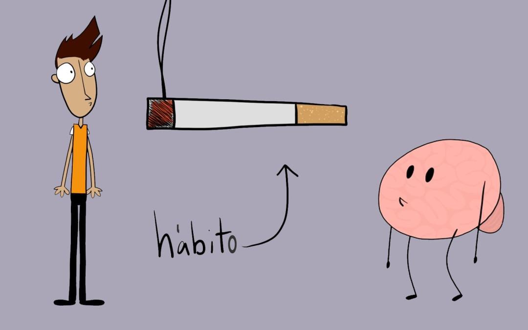 La anatomía de un hábito