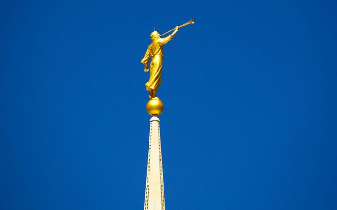 La Ley del Mormón de la progresión eterna