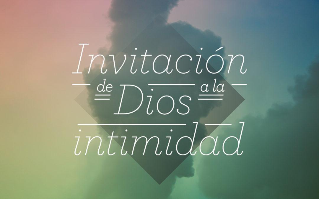 Invitación de Dios a la intimidad