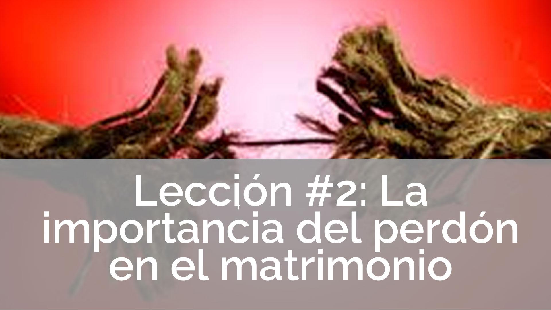 Restaurar Matrimonio Biblia : La importancia del perdón en el matrimonio buscadedios