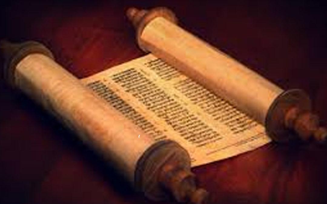 La estructura del Antiguo Testamento