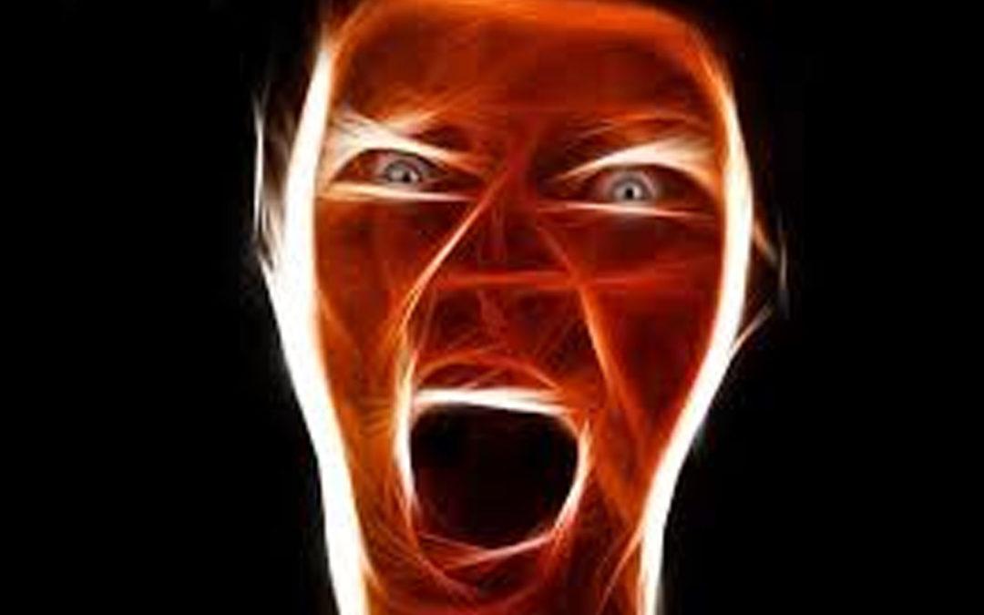¿Estaba Dios enojado en el Antiguo Testamento?