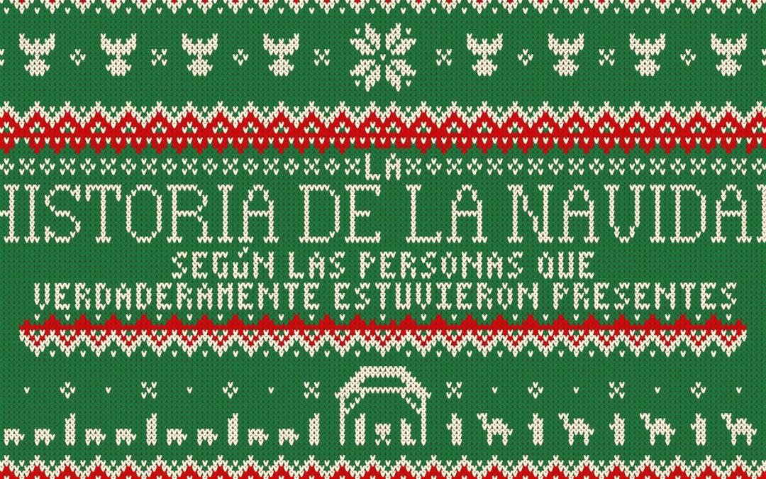 El Salvador  | La historia de la Navidad según las personas que verdaderamente estuvieron presente #5