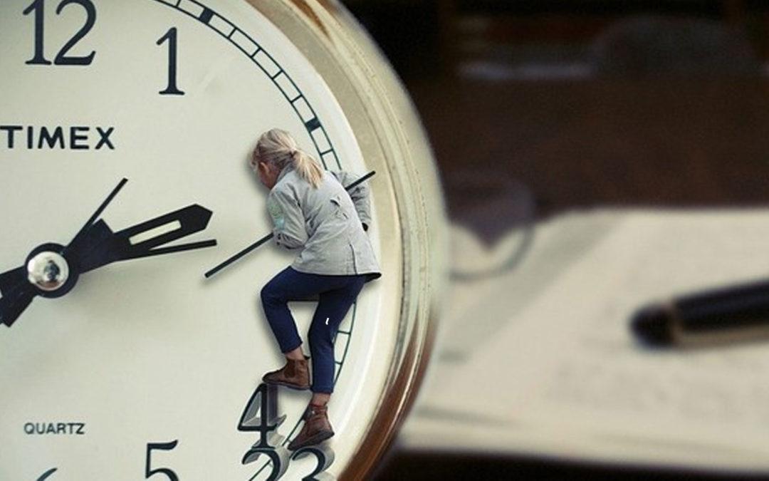 3 Reglas y 2 consejos para administrar tu tiempo