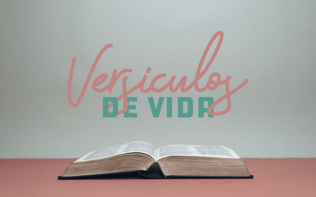 Versículos de vida